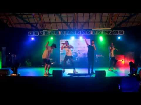 Oh1One - Go Low and SNDP @ Talent Mash Up 2016