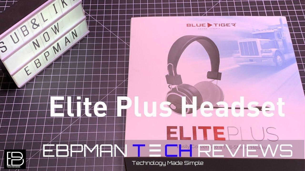 1bbc04d3e36 Blue Tiger Elite Plus Trucker Bluetooth Headset Best Bluetooth ...