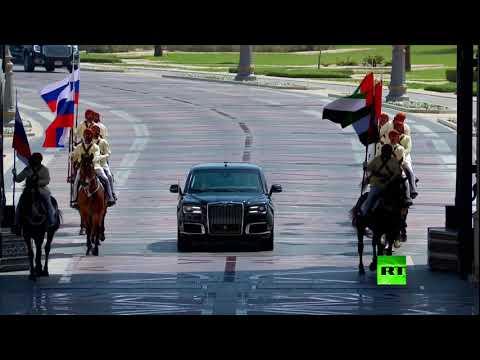 المقاتلات الإماراتية ترسم علم روسيا في سماء أبوظبي  - نشر قبل 2 ساعة
