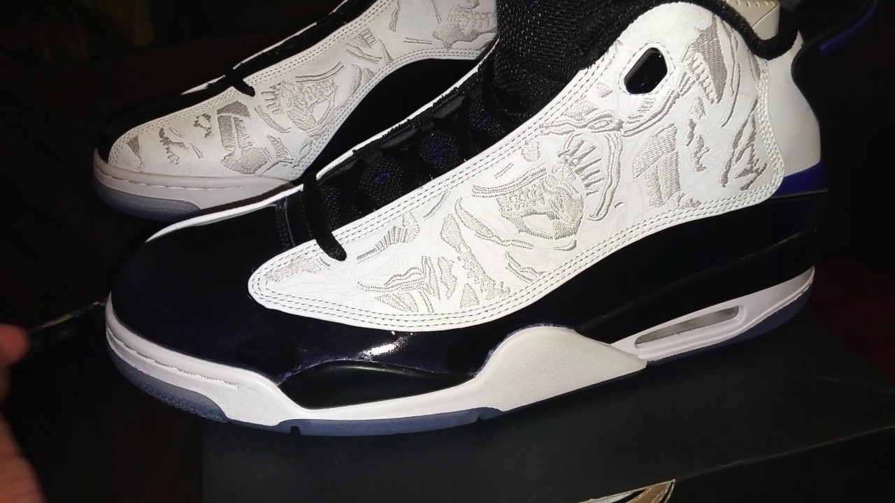 Dope Air Jordan Dub Zero (space jam   Concord) - YouTube 0227d0833
