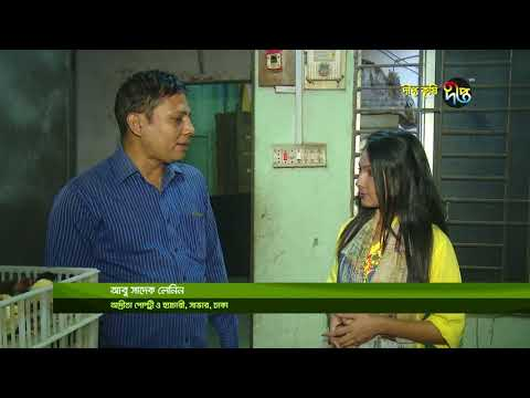 Deepto Krishi/দীপ্ত কৃষি -সোনালী মুরগির খামার /ঢাকা, পর্ব ৩৫৮