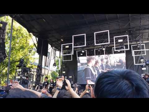 Seattle JazzED Opens for Sol at Capitol Hill Block Party