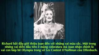 Voice of the Century Joan Sutherland