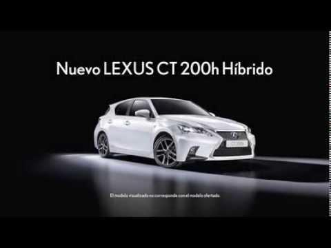 canción anuncio lexus ct 200h híbrido - marzo 2014. - youtube