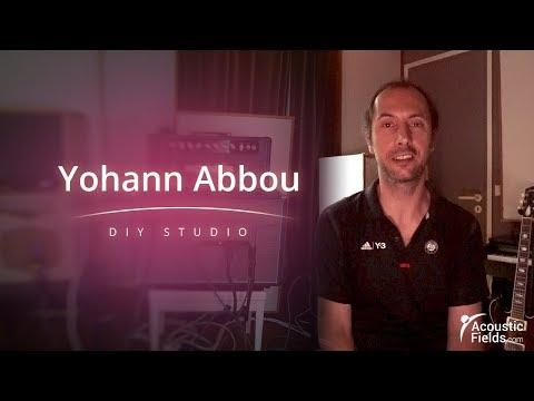 Yohann Abbou | DIY Studio France