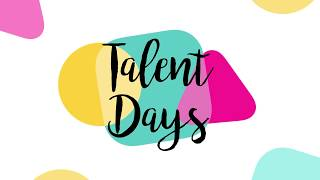 Talent Days - A flexible tool for company needs