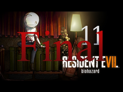 Cry Plays: Resident Evil 7 [P11] [Final]