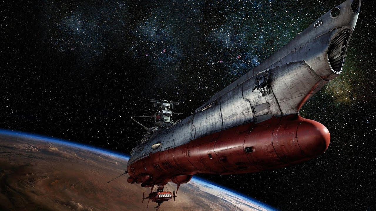 Star Blazers/Space Battleship Yamato Montage - YouTube
