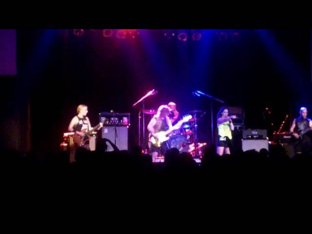 War On Women - Live 7/3/2016 @ The Orange Peele, Asheville NC