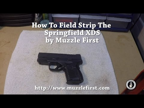 How to Field Strip the Springfield XDS