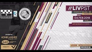 Pistoiese - Livorno // 1-1 // Serie C 2017-18
