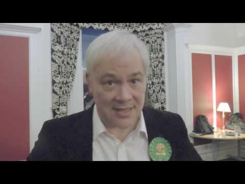 Revd Jeremy Caddick - Cambridge Green Party. 19 Jan 2017