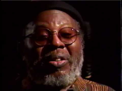 Curtis Mayfield - Standing the Tests of Time (BET interview)