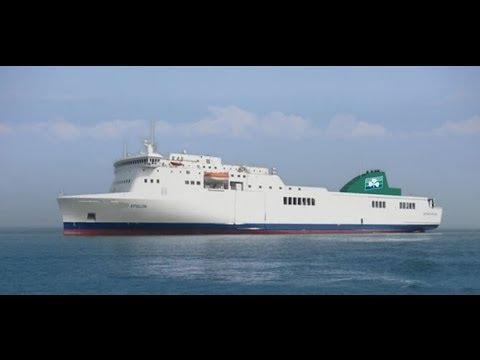 Epsilon, Irish Ferries - Unravel Travel TV