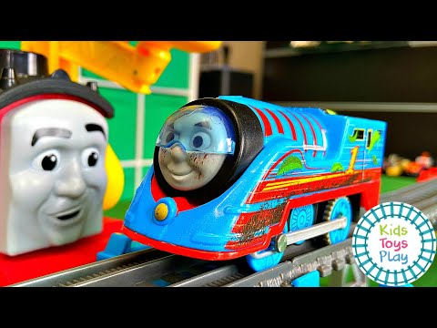 Thomas And Friends Trackmaster World's Strongest Engine