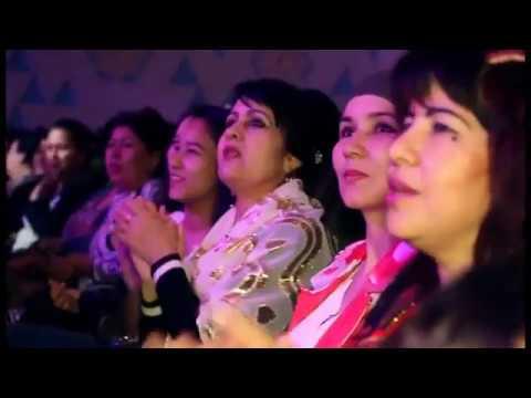 Gulnoza Karimova Konsert Jonli ijro 2016 2- qism