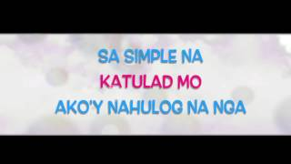 Repeat youtube video Simpleng Tulad Mo by MM & MJ Magno (Official Lyric Video)