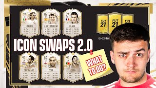 MY THOUGHTS ON THE WORST ICON SWAPS IN FIFA HISTORY!!