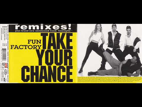 Fun Factory - Take Your Chance 2k19 (UltraBooster Bootleg Remix)