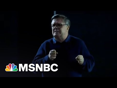 It Was A Very Special Thing, Nathan Lane Says Of First Broadway Show In A Year   Morning Joe   MSNBC