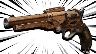 The BEST God Roll Hand Cannon | Forsaken