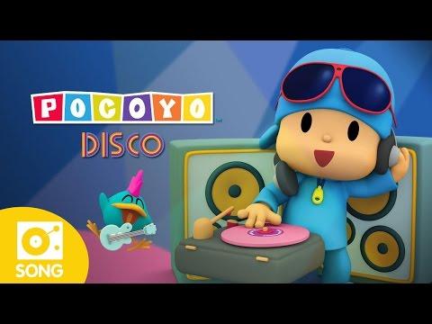 ♫ NEW SONG - Pocoyo Disco! ⎹ Learn Spanish with Pocoyo ♫