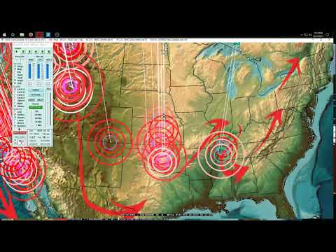 10/15/2017 -- New Madrid Earthquake hits Missouri border -- West Coast on watch -- Unrest building