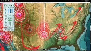 10/15/2017 -- New Madrid Earthquake hits Missouri border -- West Coast on watch -- Unrest building