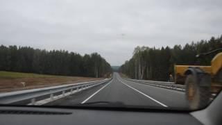дОРОГА ГЛАЗОВ КИРОВ ЧЕРЕЗ ФАЛЕНКИ 2017
