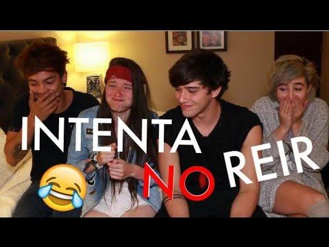 INTENTA NO REIR - Mica Suarez / Julian Serrano / Juan Jaramillo / Juana Martinez
