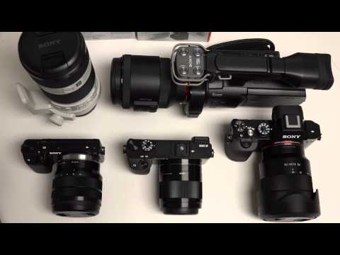 Is the A-mount dead? Sony E-mount Lens Update 2014