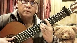Con Thuyền Không Bến (Đặng Thế Phong) - Guitar Cover