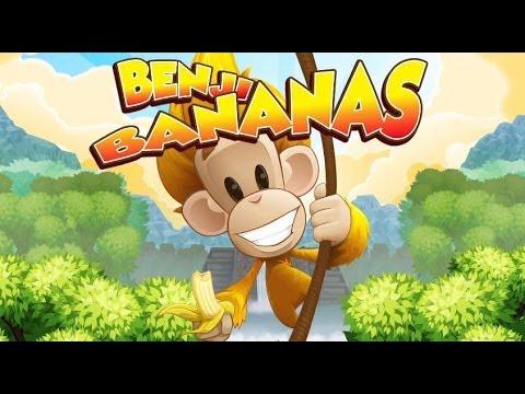 Benji Bananas - собираем бананы на Android ( Review)