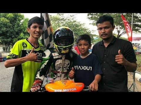 (Highlight) Final Motoprix Piala Gubernur Aceh 11 maret 2018
