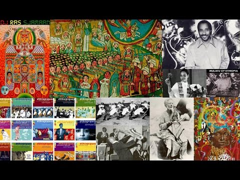 The Best Of Éthiopiques, Ethio-Jazz, Blues, Tezeta (Ethiopia) mix by DJ Ras Sjamaan