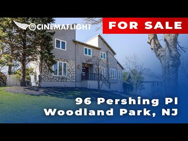 Cinemaflight Property Tours   96 Pershing Pl, Woodland Park, NJ