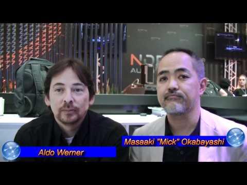 GIGPLACE TV - Aldo Werner e Mick Okobayashi falando sobre a CL5 Yamaha