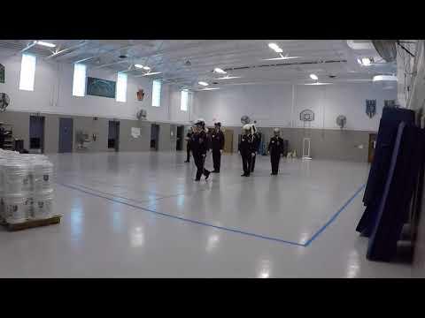 2017 KT Drill Competition - VA Grand Commandery - Fredericksburg Commandery #1