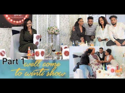 Winti Show #1 - Eritrean Show 2021 with Eritrean Artist - ኣዘናጋዒ መደብን ዝተፋላለዩ ውድድራትን ኣብ ሞንጎ ስነ-ጥበባውያን