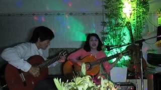 Đệm hát guitar CỎ ÚA - Lam Phương