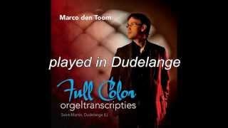 Tarentella Brillante (Smith) - organ St. Martin, Dudelange MARCO DEN TOOM