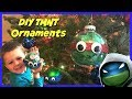 How To Make TMNT Ornaments Fun Kids Crafting Video