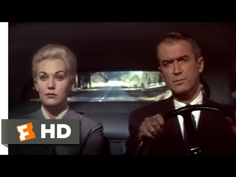 Vertigo (7/11) Movie CLIP - Visiting the Past (1958) HD