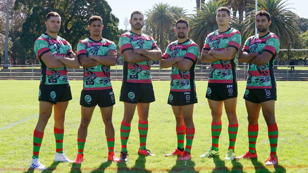 Culture And Pride 2019 Indigenous Jersey Youtube