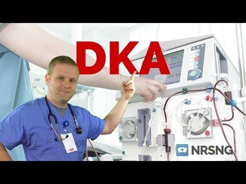 DKA - Diabetic Ketoacidosis Nursing Care NCLEX® Review | NRSNGacademy.com