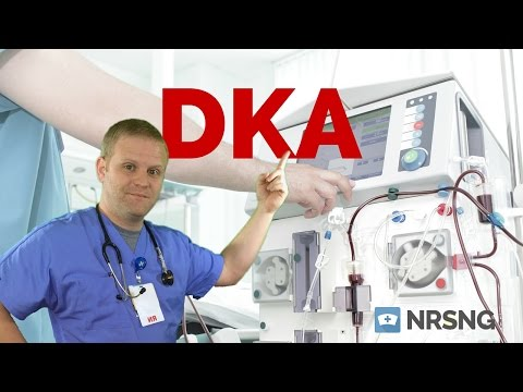 DKA - Diabetic Ketoacidosis Nursing Care NCLEX® Review | NRSNGacademy.com