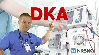 DKA - Diabetic Ketoacidosis Nursing Care NCLEX® Review   NRSNGacademy.com