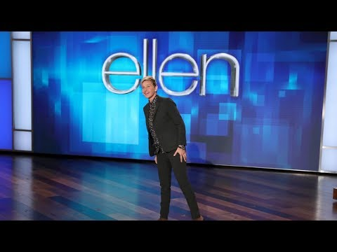Ellen\'s Cure for the Post-Election Day Feels