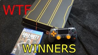 HOW TO GET A FREE PS4 - WINNERS