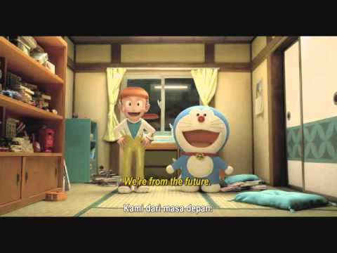 Doraemon Stand By Me Subtitle Indonesia - YouTube